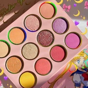 💫New ColourPop x Sailor Moon Eyeshadow Palette💫